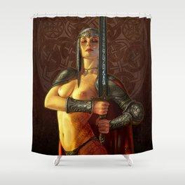 Espada Shower Curtain