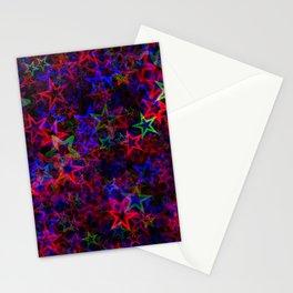 Disco Stars Stationery Cards