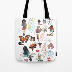 Little Thunder I Tote Bag