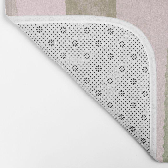 Cactus Pink Bath Mat