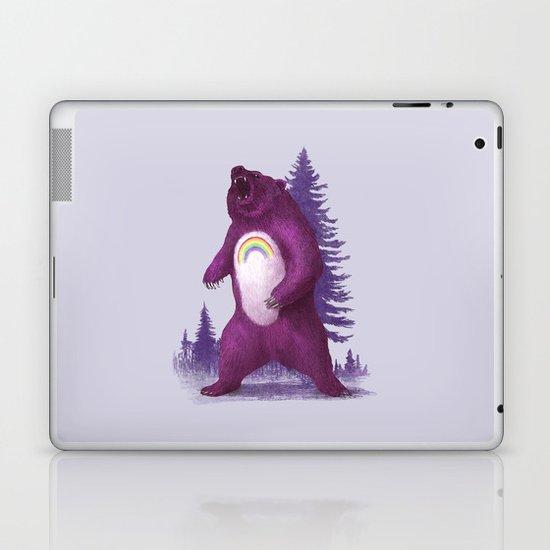 Scare Bear Laptop & iPad Skin
