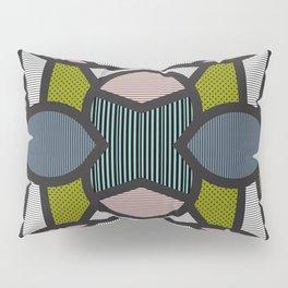 Pop Art Tiles Pillow Sham