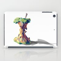 minimalist iPad Cases featuring Keep Thinking Different. by Liam Brazier