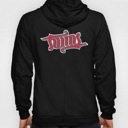 MN Baseball Ambigram Hoody