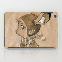 mouse iPad Cases featuring Mouse by Freeminds