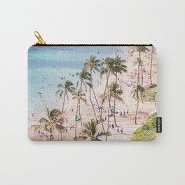 Hanauma Bay Hawaii Carry-All Pouch