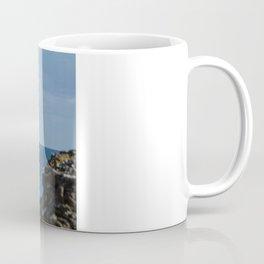 Blue Schooner 05 Coffee Mug