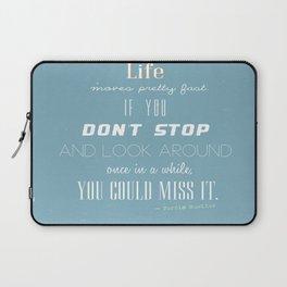Ferris Bueller Laptop Sleeve