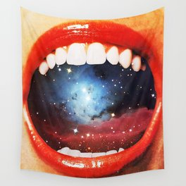 Taste Bud Regrowth Wall Tapestry