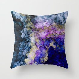 Storm Before the Calm Throw Pillow