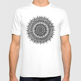 Zentangle - Sunflower T-shirt