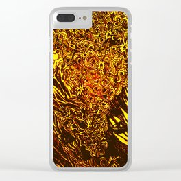 EMPATHS Clear iPhone Case