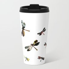 Libellules Jacob's 1968 fashion Paris Metal Travel Mug