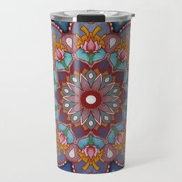 Cirque Mandala Travel Mug