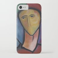soldier iPhone & iPod Cases featuring Soldier by Andrey Bond.