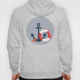 Nautical  Hoody