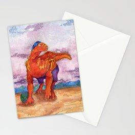 Beach Ball Dinosaur - Barney Stationery Cards