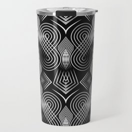 Art Deco. Diva 27 . Travel Mug