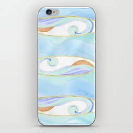 surfboard iPhone Skin