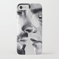 sterek iPhone & iPod Cases featuring sterek by Finduilas