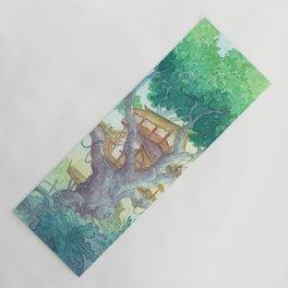 Tree Top Yoga Mat