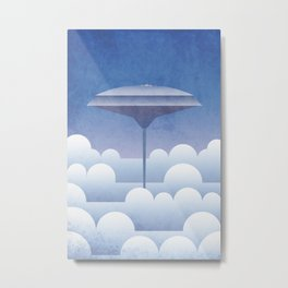 cloud city bespin Metal Print