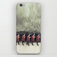 army iPhone & iPod Skins featuring Baby army by josemanuelerre