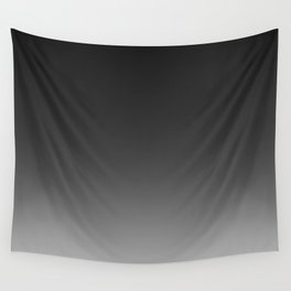 Ombre Grey Wall Tapestry
