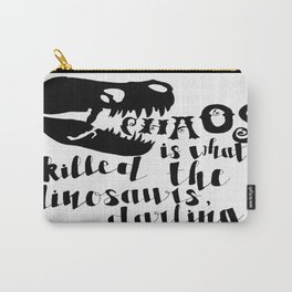 Dinosaur Killer Carry-All Pouch