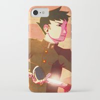 lawyer iPhone & iPod Cases featuring Swordsman Lawyer by Zulaya