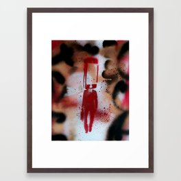 iDrone II Framed Art Print