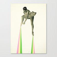 Ballet Moves Canvas Print