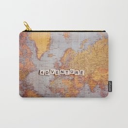 adventure map Carry-All Pouch