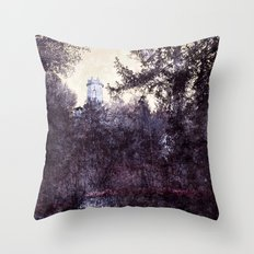 Past Throw Pillow