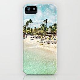 Paradisio iPhone Case