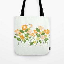 Karis Flowers Tote Bag