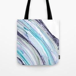 Geode Art Tote Bag