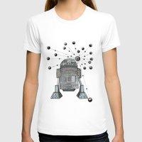 r2d2 T-shirts featuring R2D2 by Svenningsenmoller Design