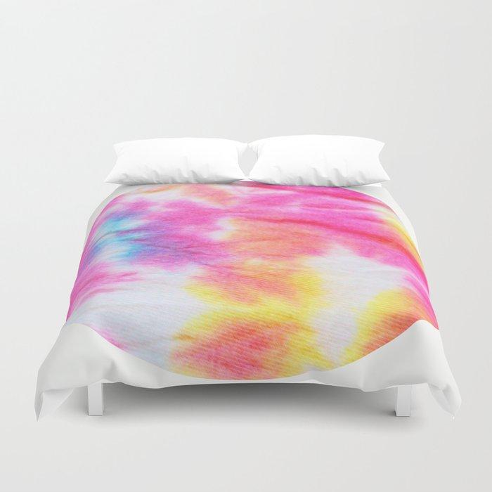 Full Size Tie Dye Bedding