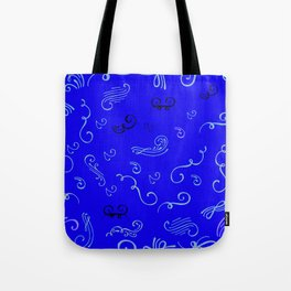 Musical notes or just notes Tote Bag