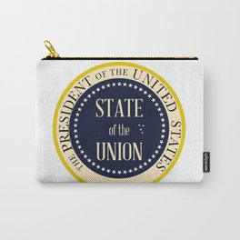 State of the Union Carry-All Pouch