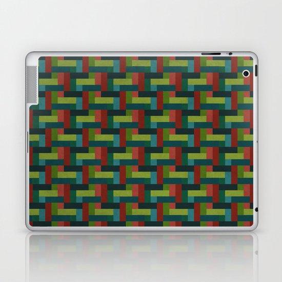 Woven Pixels IV Laptop & iPad Skin