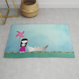 Little girl Rug