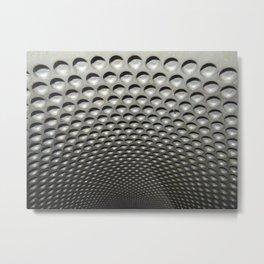 Take a look inside Metal Print