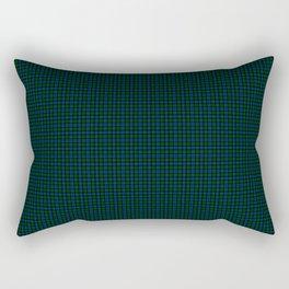 Campbell Tartan Plaid Rectangular Pillow