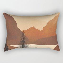 River Canyon Rectangular Pillow