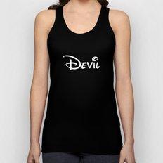 Devil Unisex Tank Top