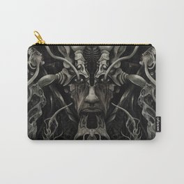 A Consumption of Memory and Identity Carry-All Pouch