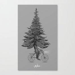 Go Green Canvas Print