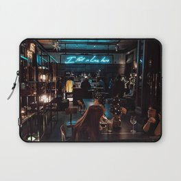 I fell in love here Laptop Sleeve